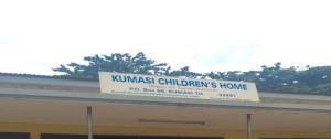 Kumasi Children's home